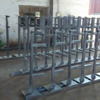 Instrument Stanchion
